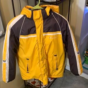 Vintage Youth Large Champion Coat